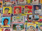 100 VINTAGE BASEBALL CARDS w/Mickey Mantle Item