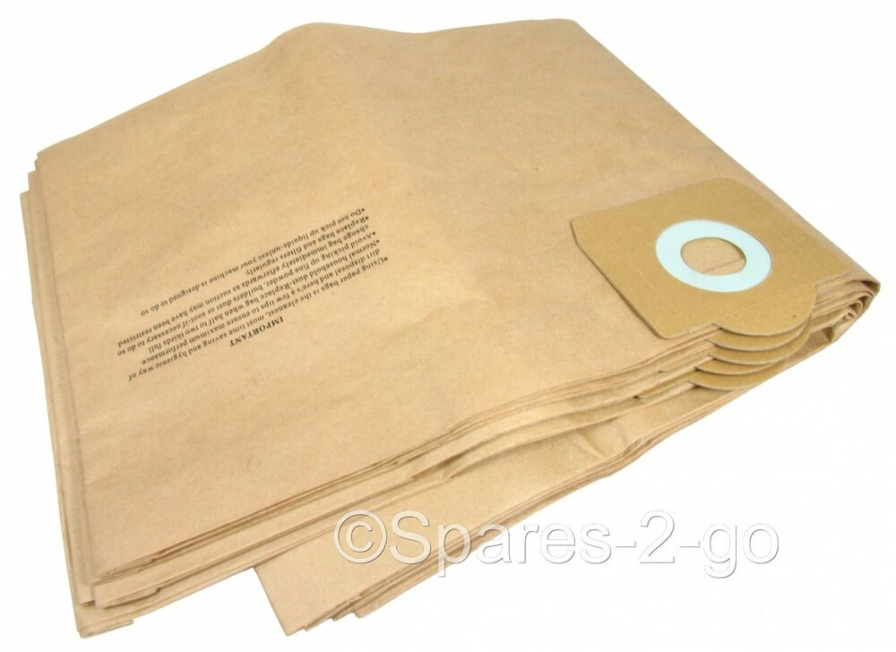 20 X Pnts 30 8 Bags For Parkside Lidl Vacuum Cleaner