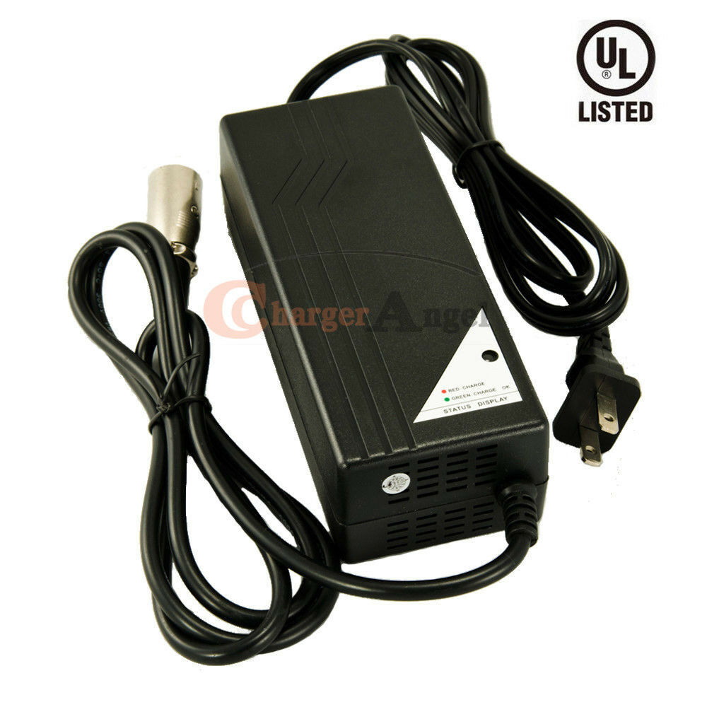 24v 4a Xlr Electric Battery Charger For Hoveround Mpv5