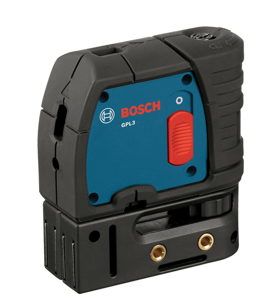 Bosch Gpl3 3pt Laser Replaces Robo Toolz 7510 3 New W Factory Warranty Ebay