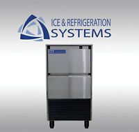ITV 65LB COMMERCIAL UNDERCOUNTER ICE MACHINE MAKER ALFANG75