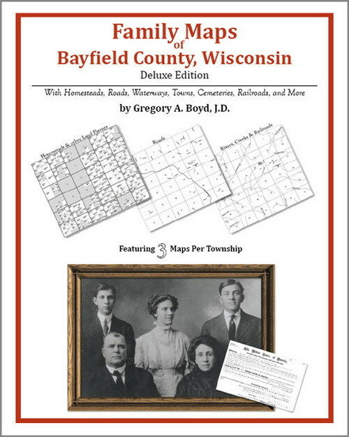 rusk county wisconsin plat book