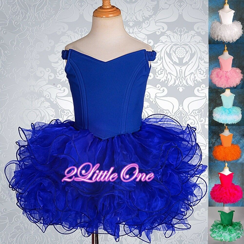 Cupcake national pageant dress up diy shell party flower for Diy party dress