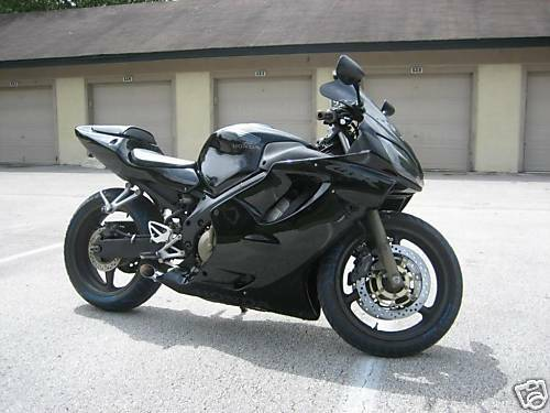 2001 2002 cbr 600 f4i moto gp exhaust muffler black new ebay. Black Bedroom Furniture Sets. Home Design Ideas