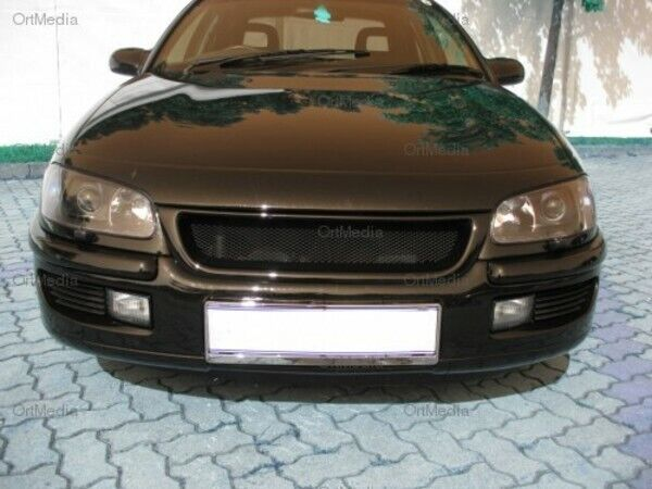 opel omega b sportgrill grill tuninggrill ebay. Black Bedroom Furniture Sets. Home Design Ideas