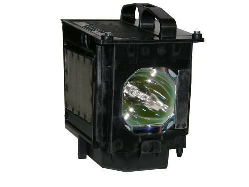 new lamp housing for mitsubishi wd52631 wd57731 wd65731 ebay. Black Bedroom Furniture Sets. Home Design Ideas