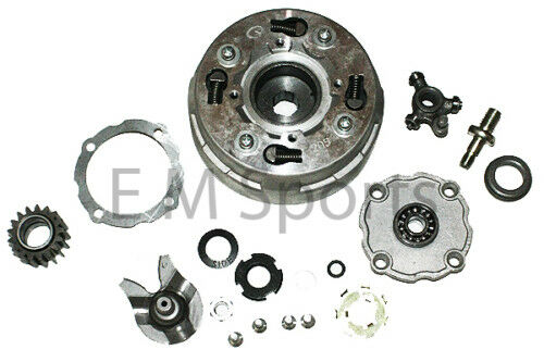 Chinese Atv Quad 4 Wheelers Lifan Engine Automatic Clutch