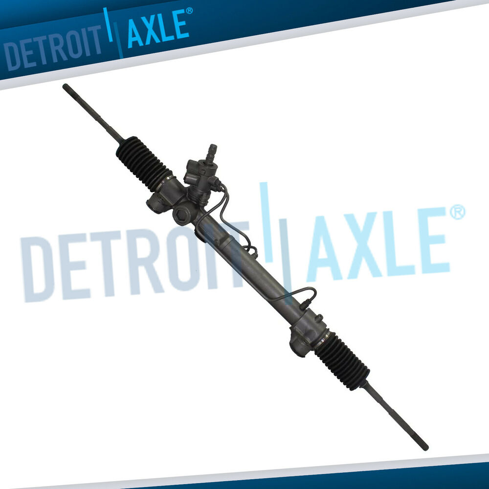 complete power steering rack and pinion assembly for 2005 10 scion rh ebay com Custom Steering Rack RX-8 Power Steering Rack Delete