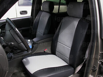 CHEVY TRAILBLAZER 2002-2005 LEATHER-LIKE SEAT COVER | eBay