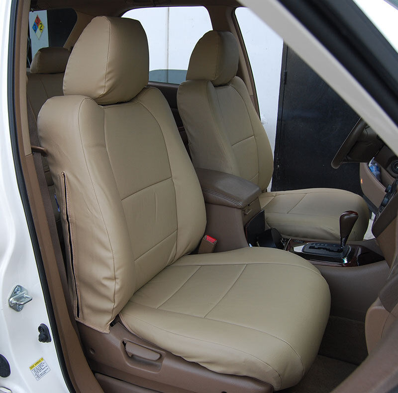 acura mdx 2001 2006 leather like custom fit made seat covers 13 colors available ebay
