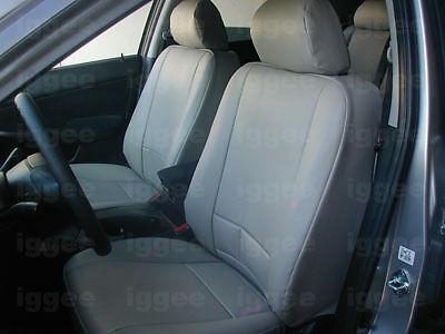 HONDA ACCORD 1998-2002 LEATHER-LIKE CUSTOM SEAT COVER | eBay