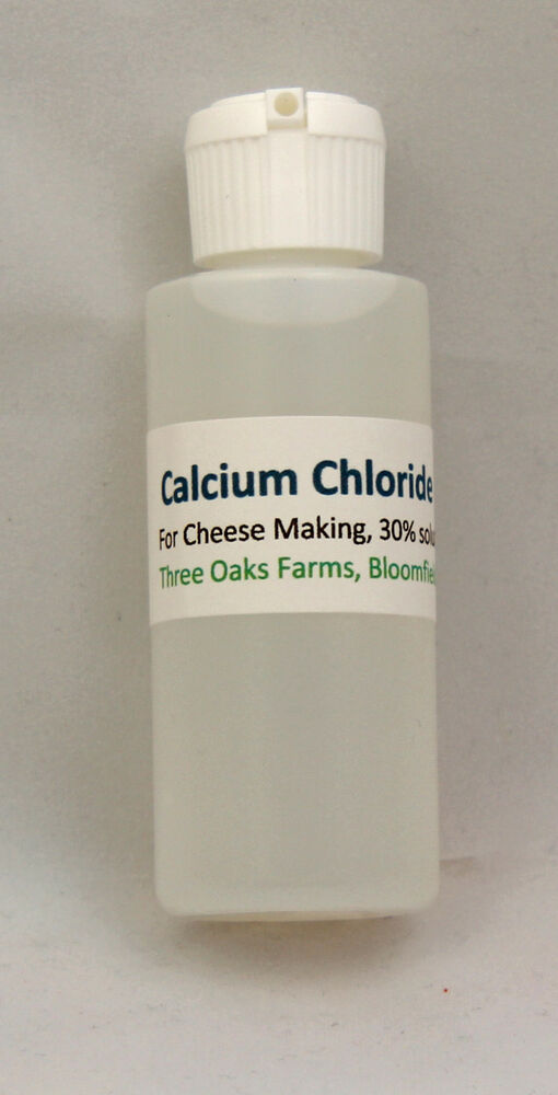 Liquid Calcium Chloride ForCheese Making
