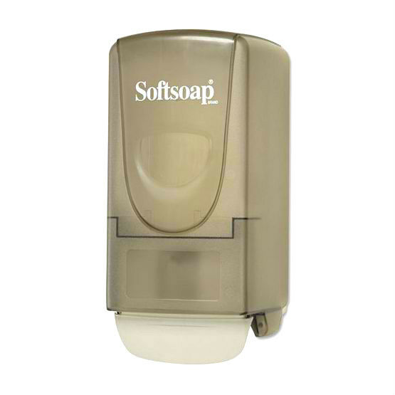 Softsoap liquid lotion hand soap bathroom dispenser ebay for Liquid soap dispenser for bathroom