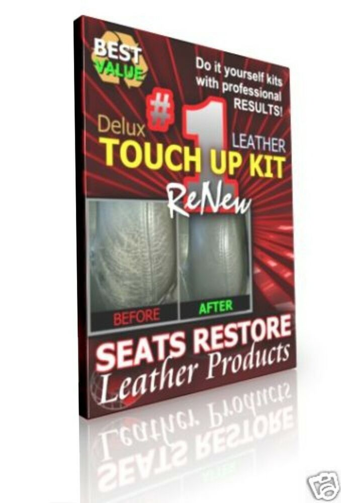 Lexus Ecru Seat Leather Color Seats Restore Touch Up Leather Coloring Kits Ebay