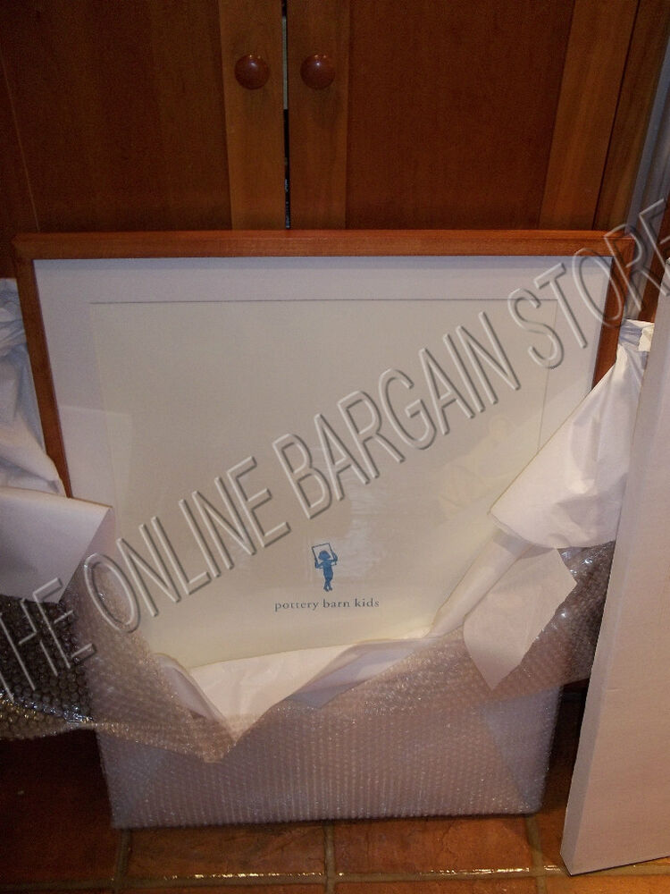 Pottery Barn Kids 20x30 Wall Honey Gallery Wood Picture ...