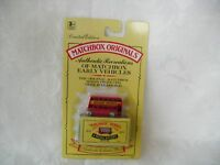 MATCHBOX SERIES No.5 The London Bus boxed