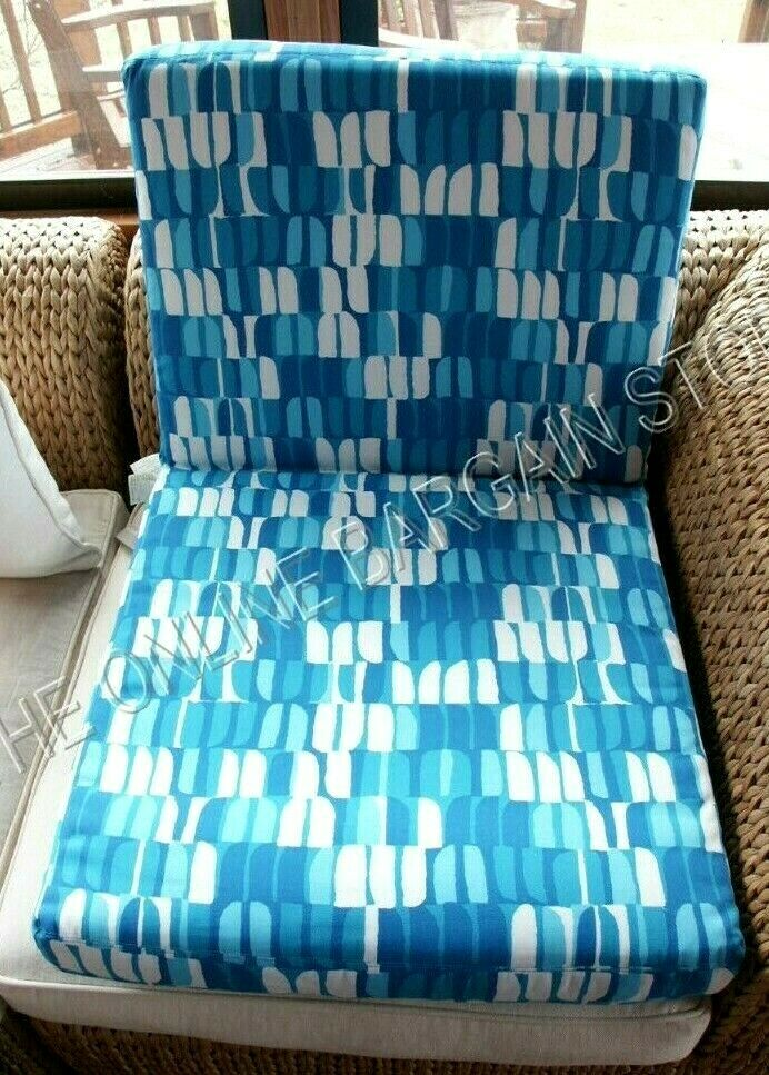 West Elm Pottery Barn Outdoor Patio Arm Chair Replacement