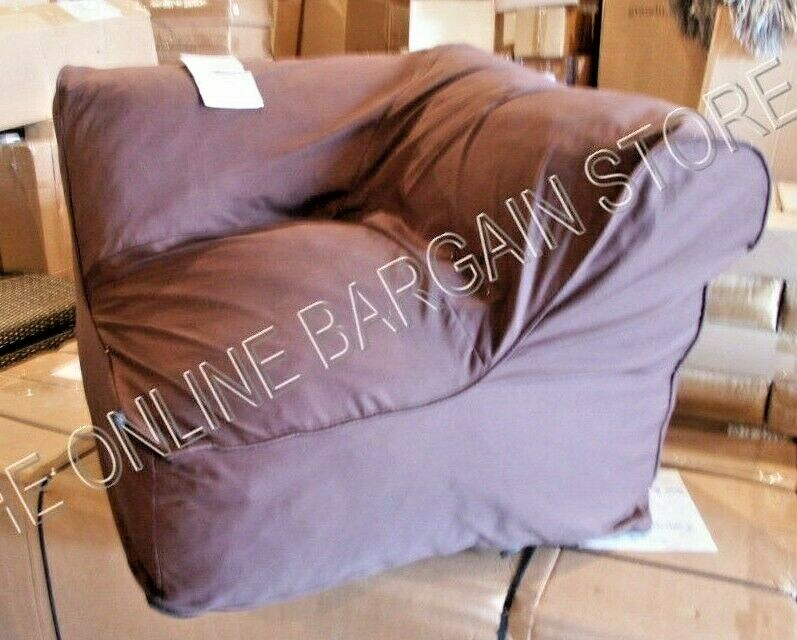 Pottery Barn Kids PB Teen Sofa beanbag Sectional corner ...