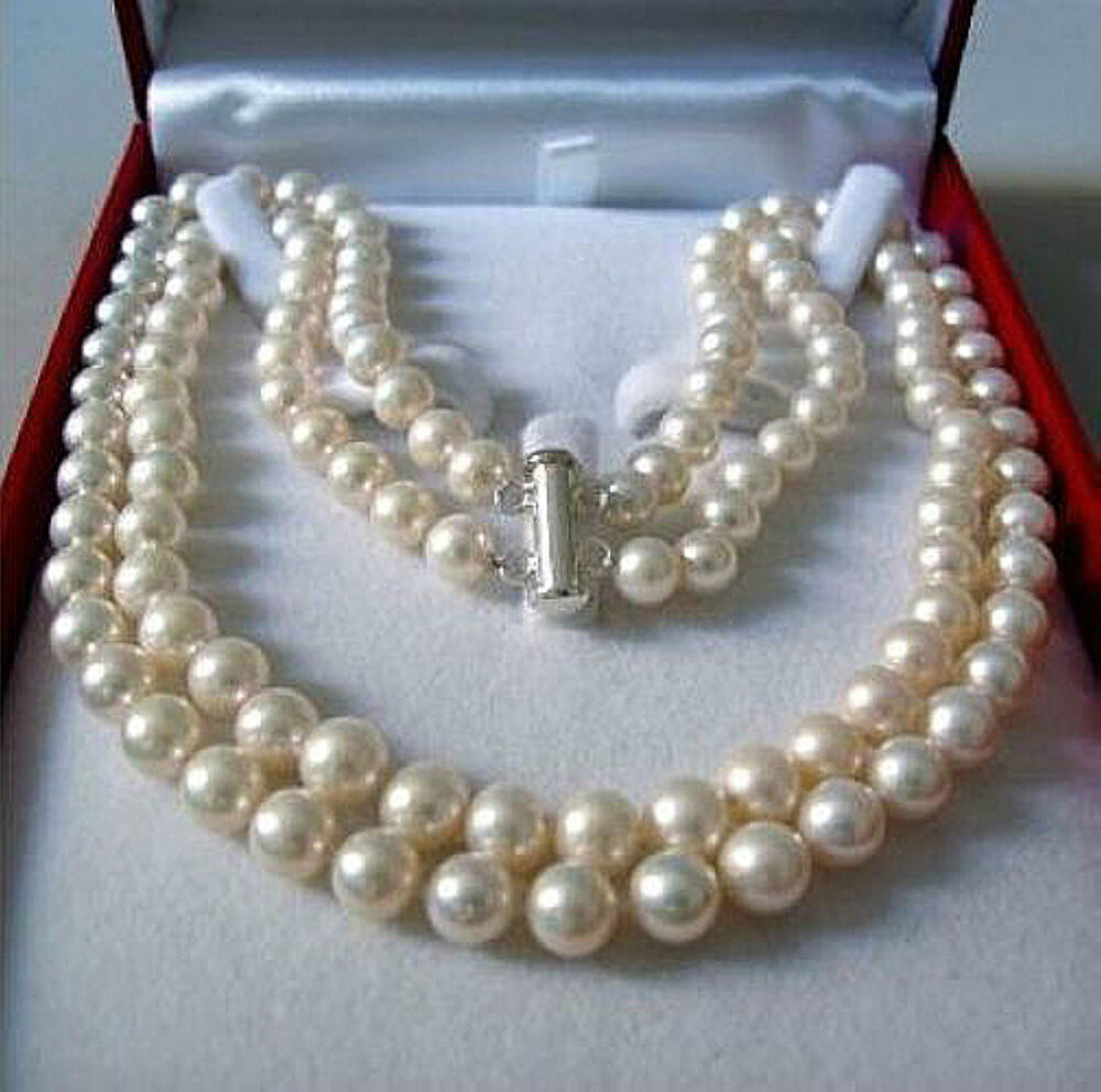 Pearl Necklace Akoya
