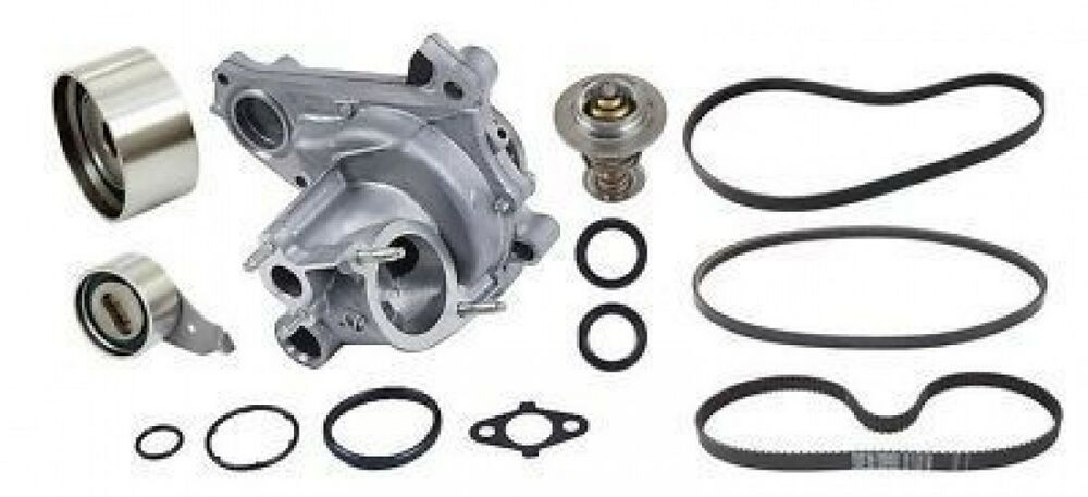 toyota camry 2 2 4 cyl water pump timing belt kit