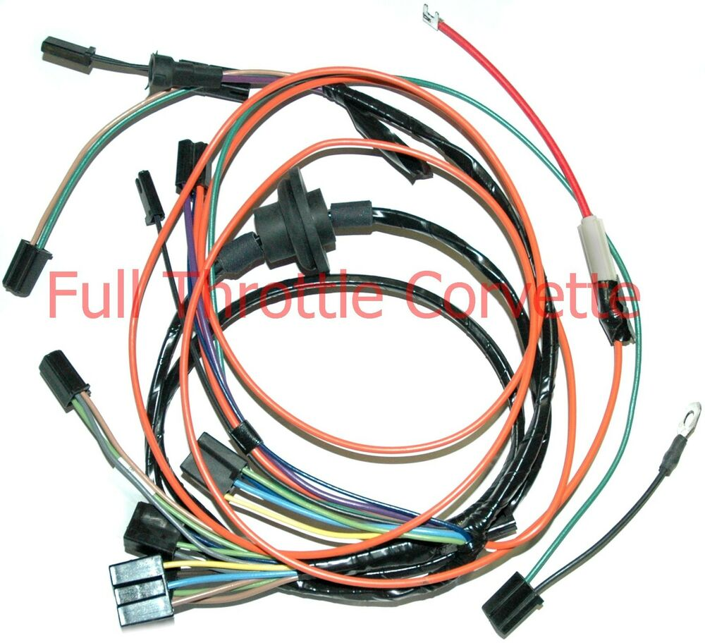 1969 c10 ac wiring harness    1969    corvette air conditioning    ac       wiring       harness    new ebay     1969    corvette air conditioning    ac       wiring       harness    new ebay