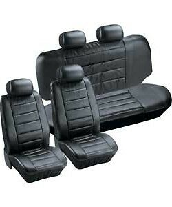 Black Leather Car Seat Restorer