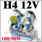 H4 White HID XENON HB2 Headlight Bulb 12V 100 / 90W