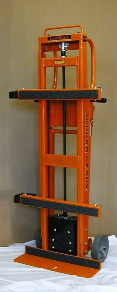 Lectro truck 1260e stair climbing system dolly new for Motorized stair climbing dolly
