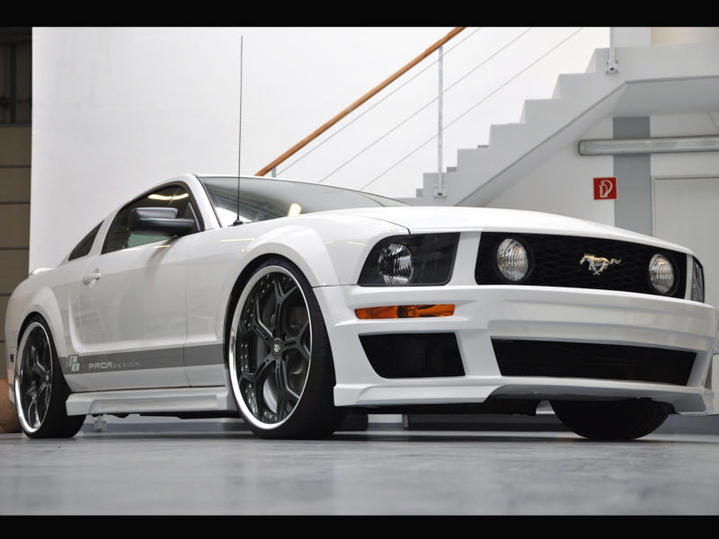 Ford Mustang Gt 05
