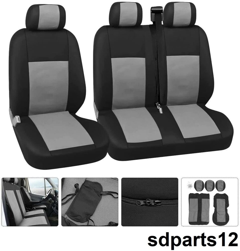 renault trafic master neuf housse couverture couvre sieges ebay. Black Bedroom Furniture Sets. Home Design Ideas