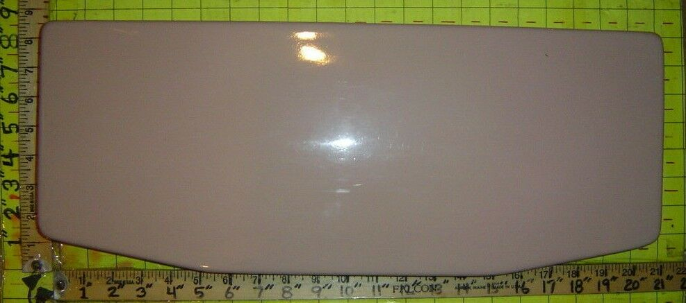 American Standard F 4043 F4043 toilet commode tank lid cover top ...