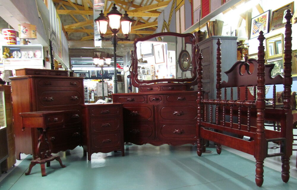 Lillian Russell Bedroom Furniture Lillian Russell 5 piece bedroom suite | eBay