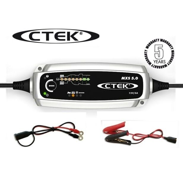 ctek multi mxs 5 0 12v battery charger conditioner mxs5 0. Black Bedroom Furniture Sets. Home Design Ideas