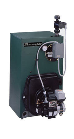 Williamson Thermoflo Owt 5 Series 2 Oil Boiler W Coil And