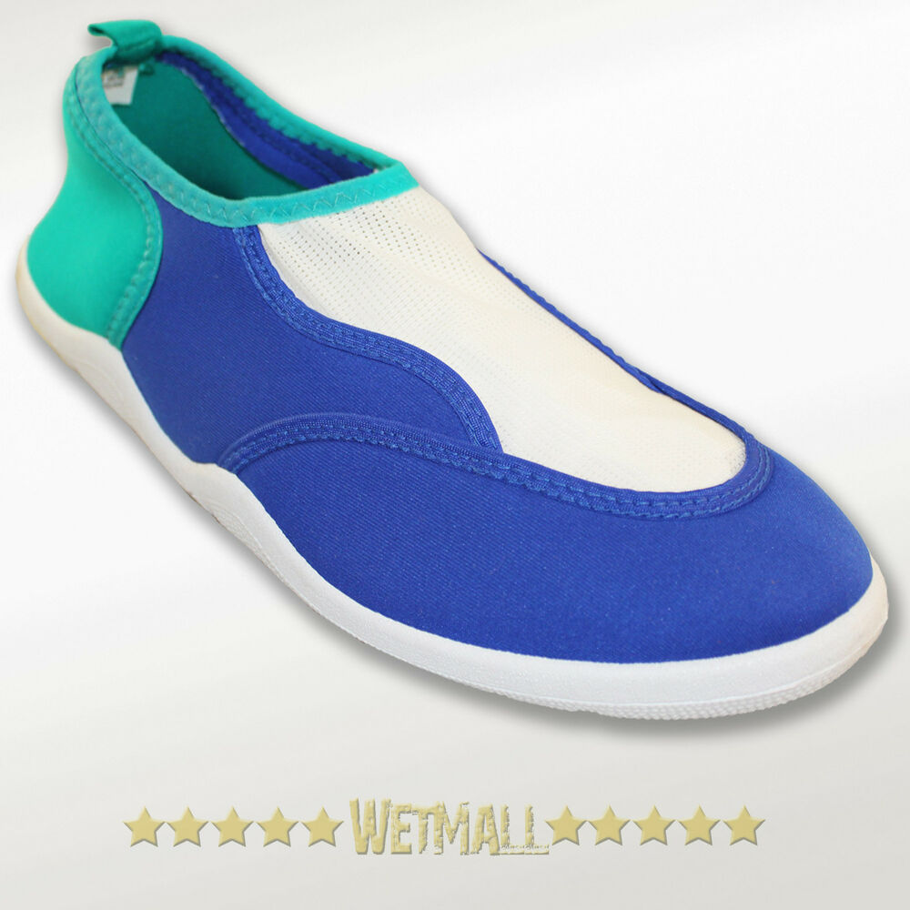 Blue Fin Aqua Shoes