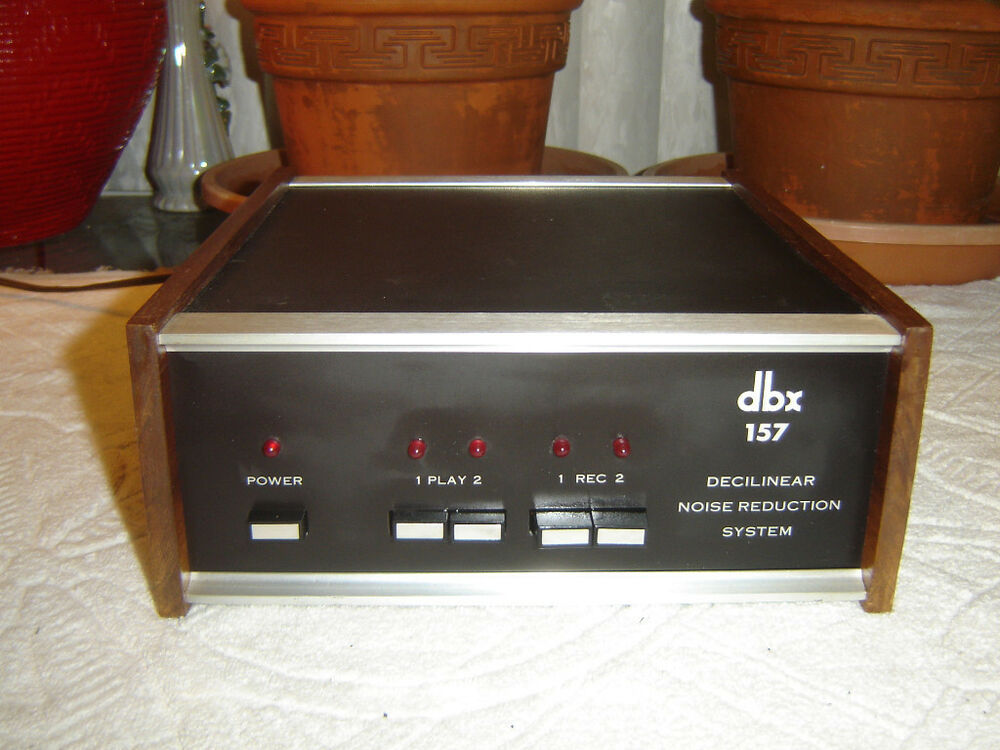 Dbx 157 decilinear noise reduction system vintage unit Noise cancelling system for bedroom