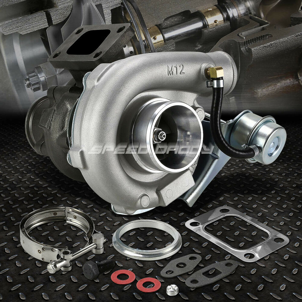 T04E T3/T4 .63 TURBO TURBOCHARGER COMPRESSOR 300+HP W