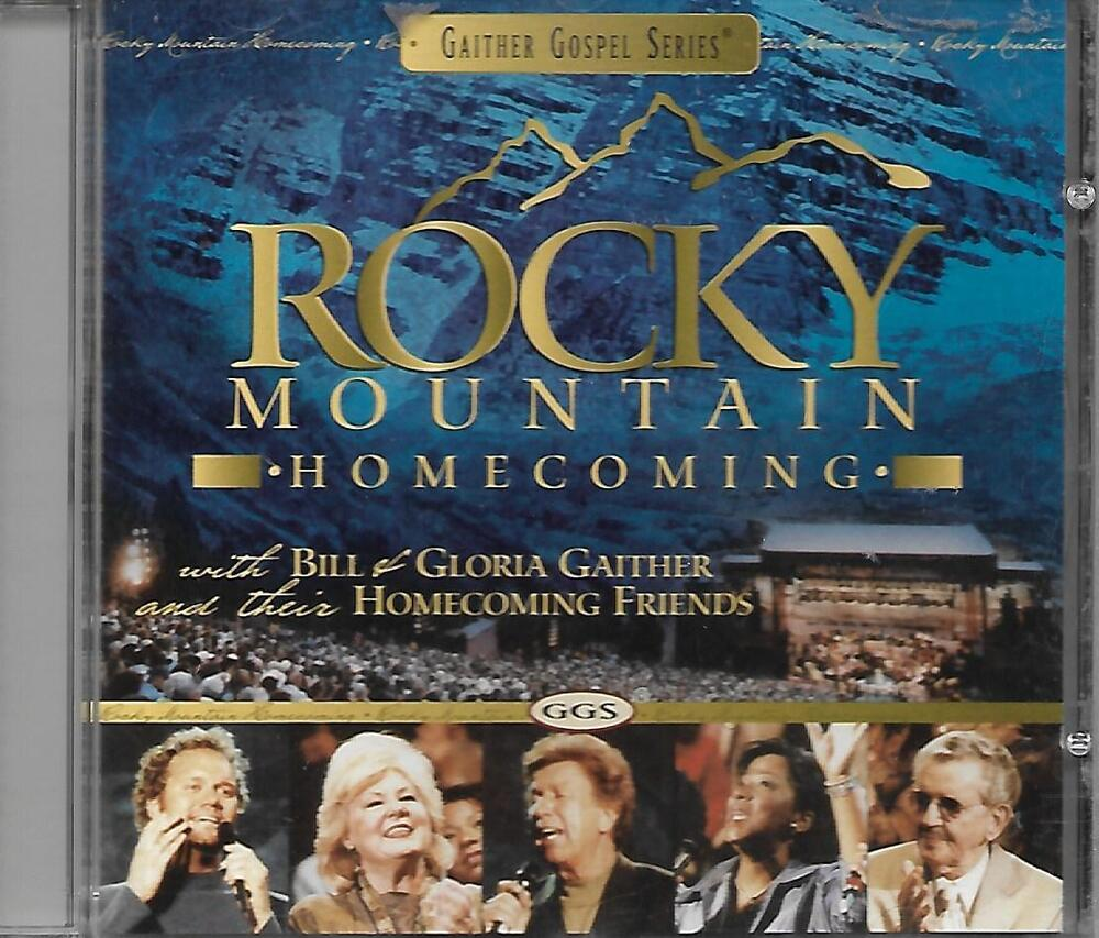 """""""ROCKY MOUNTAIN""""....GAITHER HOMECOMING FRIENDS.....GAITHER"""