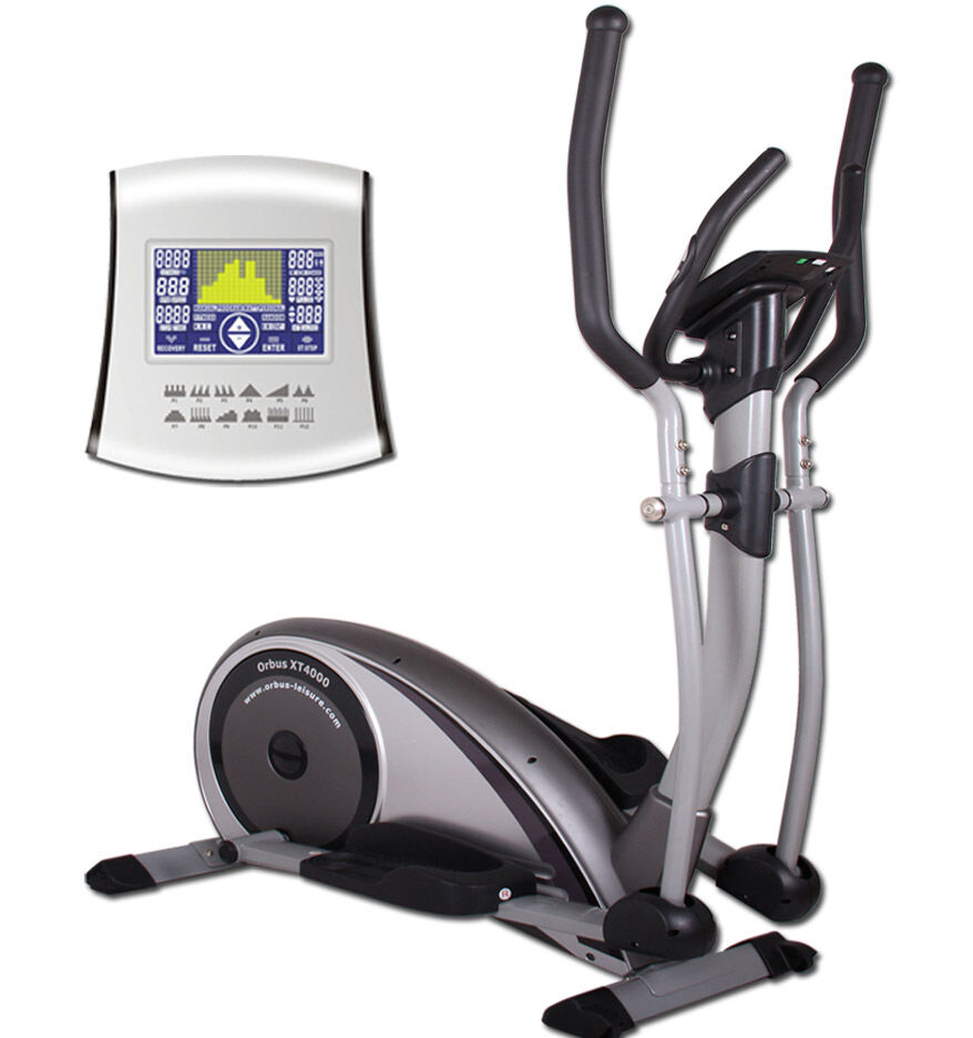 NEW Orbus XT4000 Pro Elliptical CROSS TRAINER, Touch