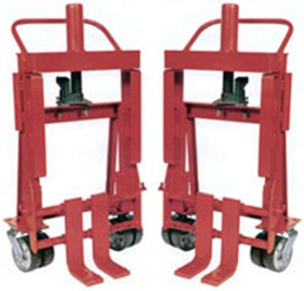 Hydraulic Dolly Lift : Rol a lift moving dollies heavy duty rolalift dolly safe