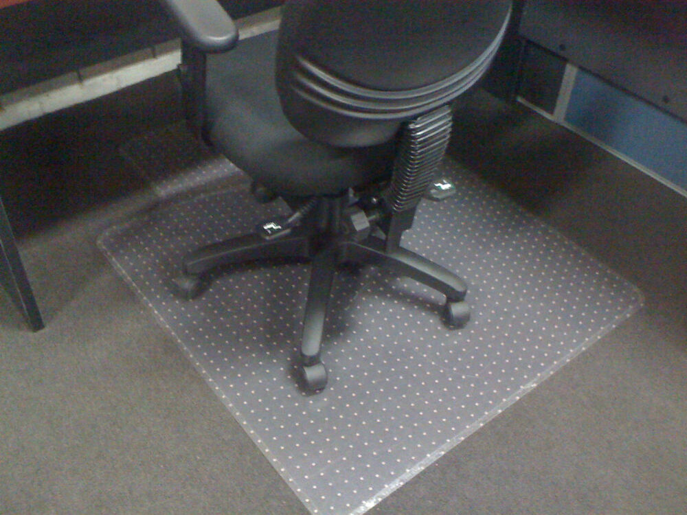 new commercial office floor mats carpet floor mats for office chairs and desk ebay. Black Bedroom Furniture Sets. Home Design Ideas