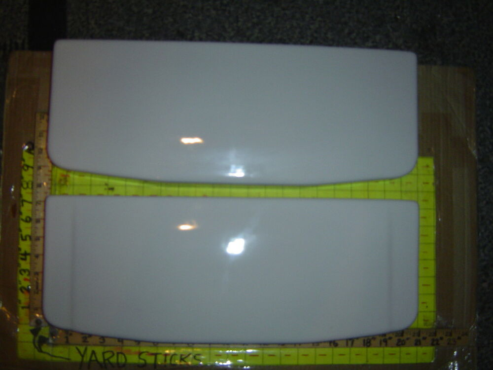 Mpp Kpp Mansfield Toilet Tank Lid Cover Top 201 216 White