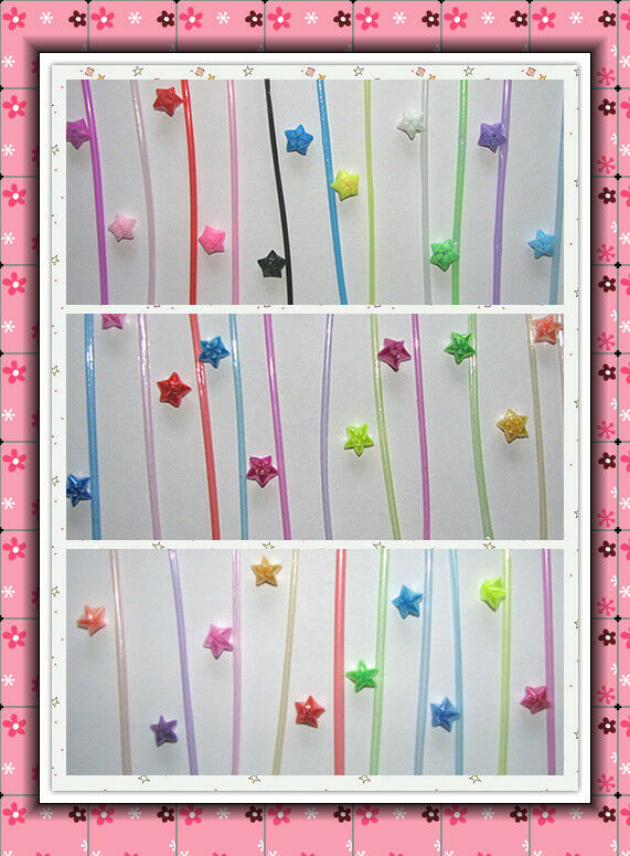 Origami lucky star folding straw 90pc120pc70pc for Lucky star folding