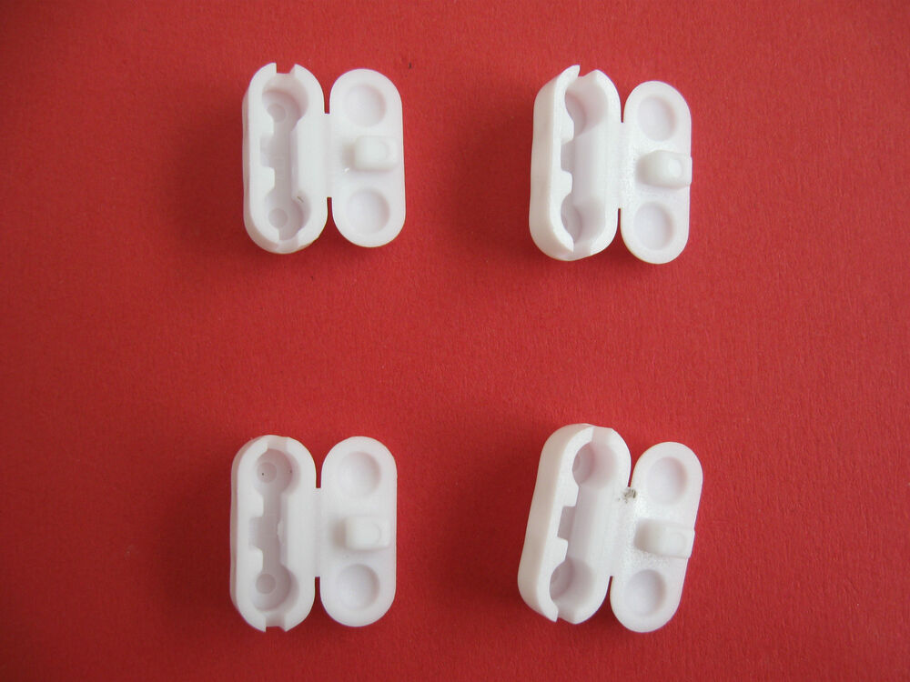 Roller blind plastic cord chain connector clips ebay