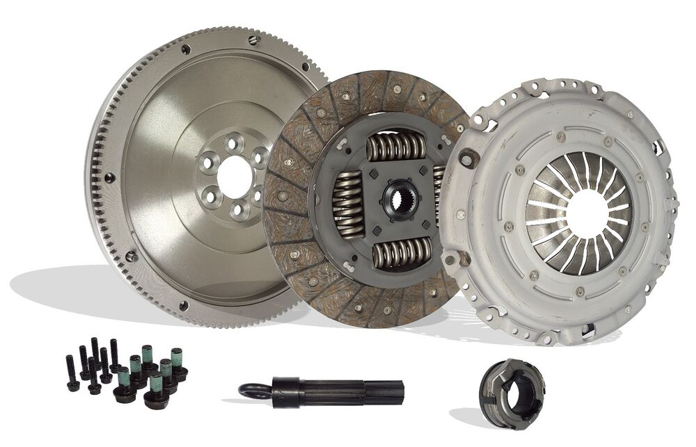 CLUTCH AND FLYWHEEL CONVERSION KIT FOR 99-06 AUDI TT VW ...