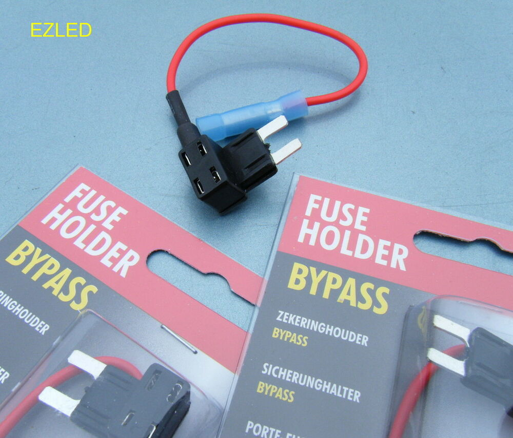 Blade Fuse Add A Circuit Holder Smart Wiring Diagrams Tap Piggy Back Mini Atm Apm By Pass