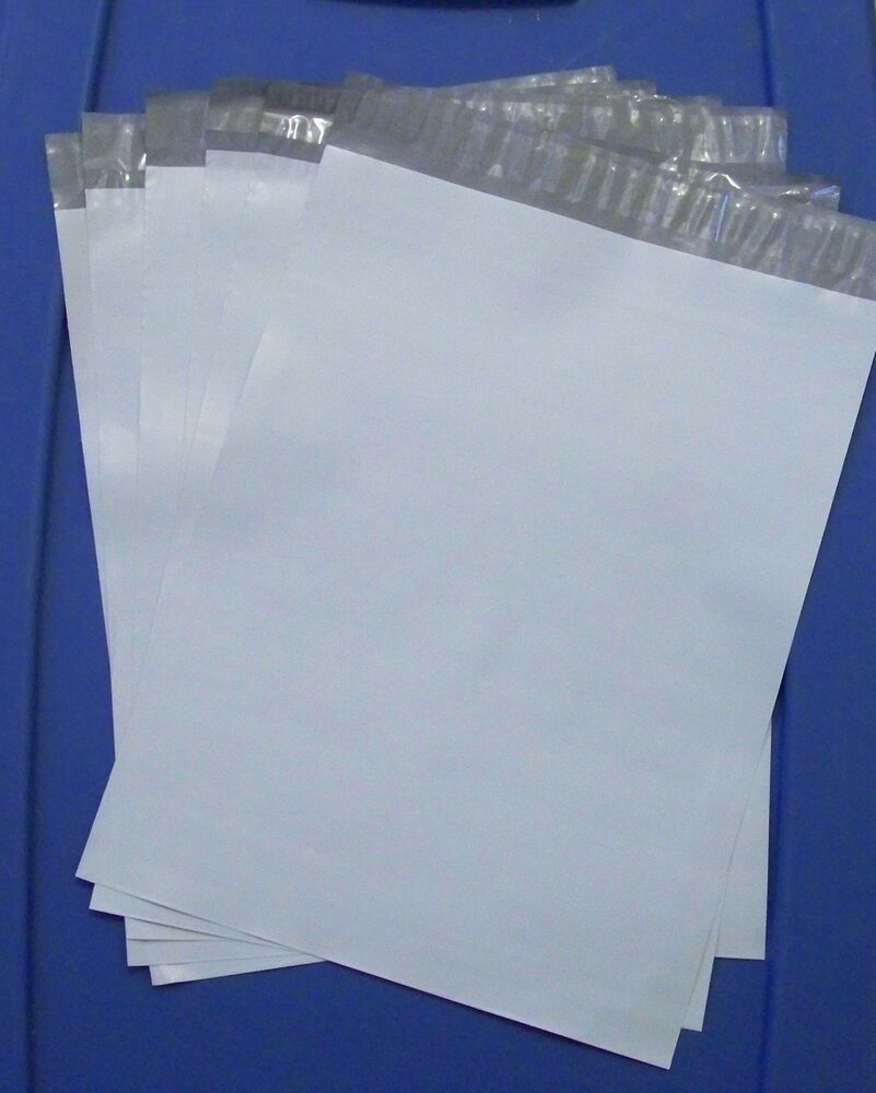 """10 Poly Mailers 12"""" X 15.5"""" Shipping Bags"""