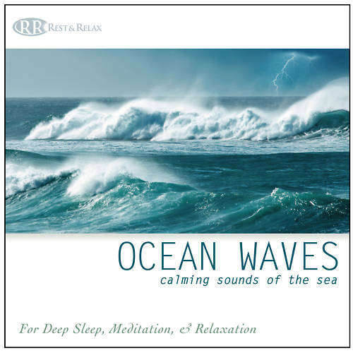 Wave Sounds For Sleep >> OCEAN WAVES CD Sounds of the Sea Relaxing Nature Sounds Deep Sleep or Relaxation | eBay