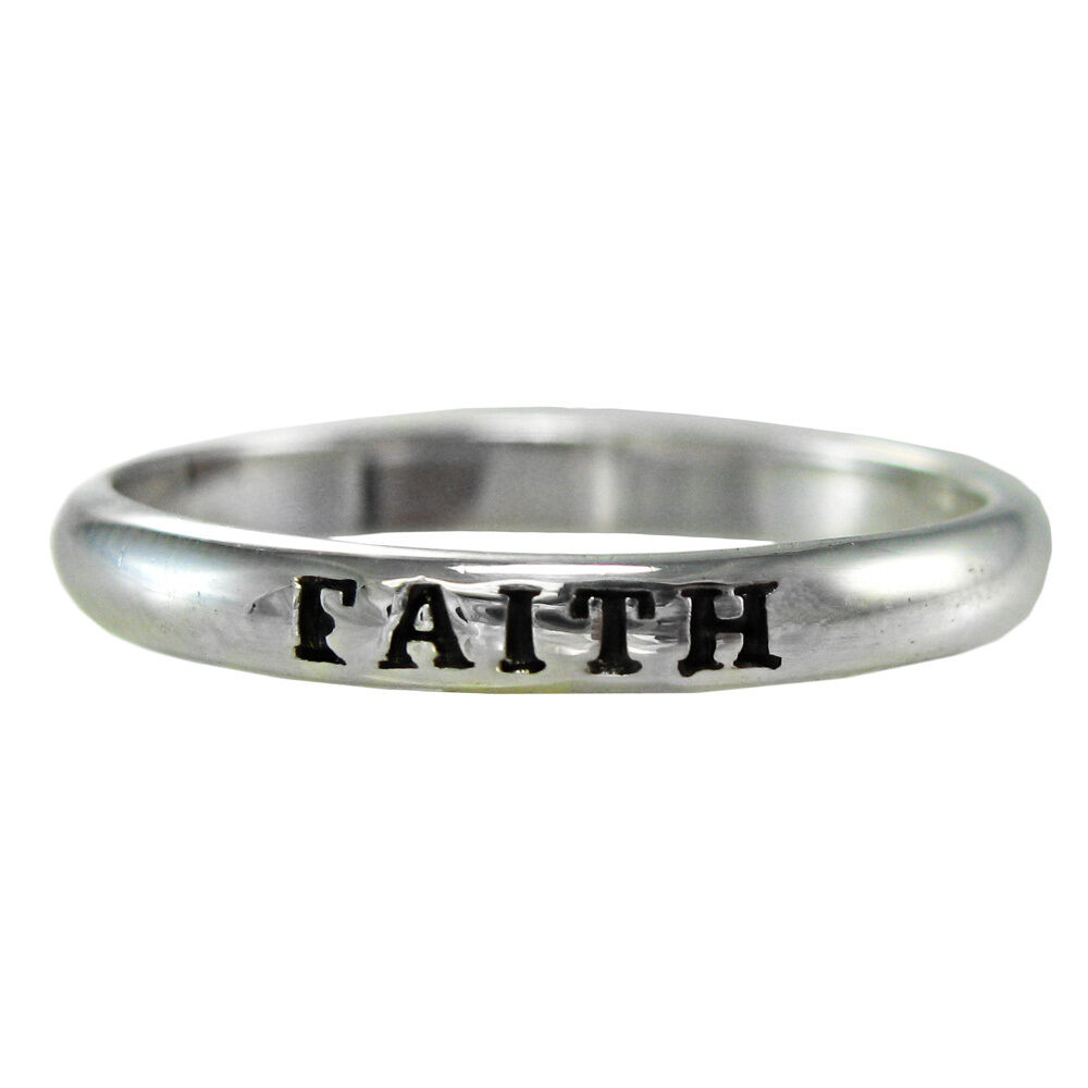 Stackable Inspirational Rings