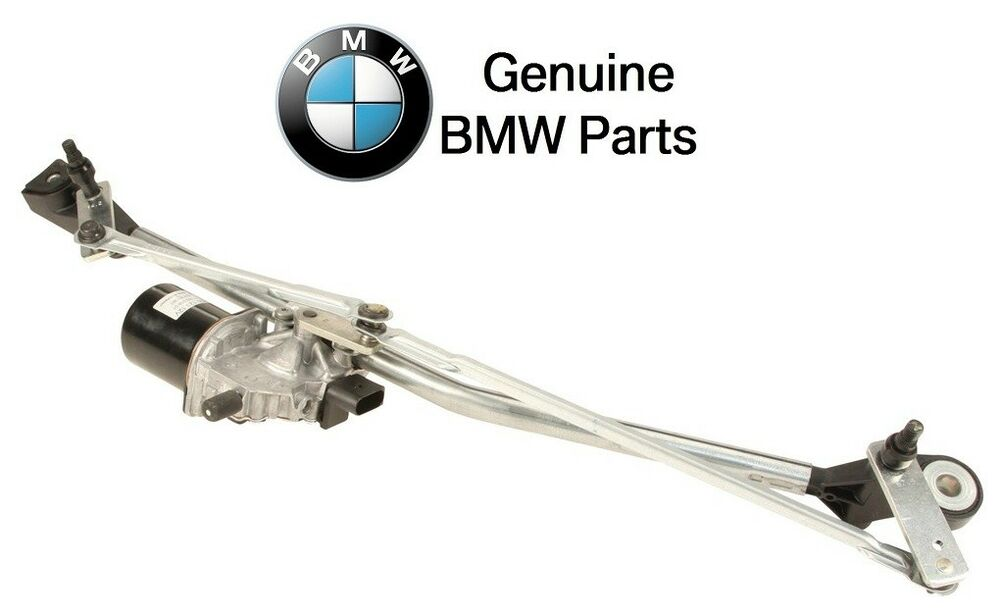 Bmw E85 E86 Z4 Front Windshield Wiper Motor With Linkage